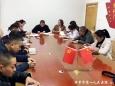 [图说新闻] 毕节市第一人民医院财务后勤支部召开专题组织生活会
