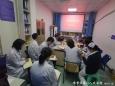 [图说新闻] 毕节市第一人民医院妇外三支部召开组织生活会