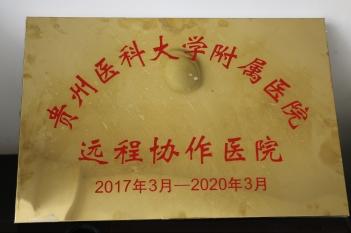 贵州医科大学附属yabo亚搏网页版远程协作yabo亚搏网页版