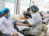 [图说新闻] 毕节市第一人民医院医务人员参加无偿献血