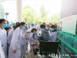 [图说新闻] 红外体温筛查系统报警系统助力新冠肺炎疫情防控