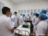 [图说新闻] 张作鹏在毕节市第一人民医院开展新技术培训帮扶活动