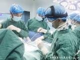 毕节市第一人民医院心胸血管外科全麻低温体外循环下为一名重症心脏病患者完成二尖瓣置换术+主动脉置换术+三尖瓣成形术+左心房折叠术